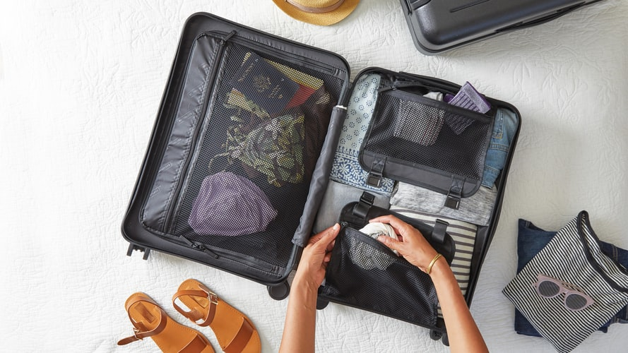 packing tips - cubes